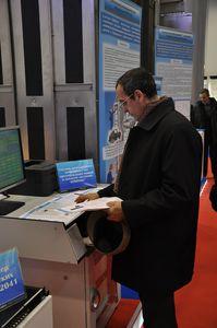 Участие НПЦ «Динамика» в выставке «ВТТА-2015»