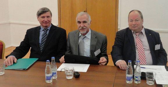 Участие НПЦ «Динамика» в V школе-семинаре НПС «РИСКОМ»