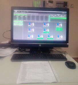 Вибромониторинг промышленных насосов и компрессоров с отображением результата в реальном времени