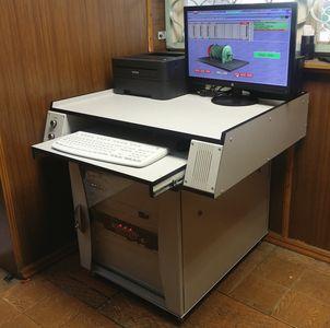 Диагностическая станция системы диагностики электродвигателей КОМПАКС-РПЭ
