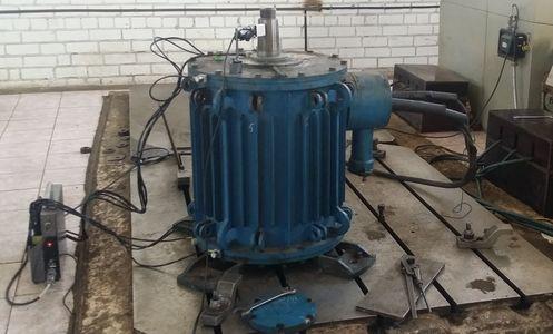 Вибродиагностика промышленных электродвигателей