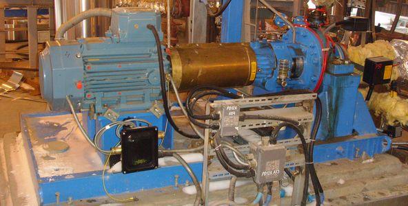Система вибродиагностики КОМПАКС обеспечивает безопасную и ресурсосберегающую эксплуатацию оборудования нефтеперерабатывающих и нефтехимических заводов