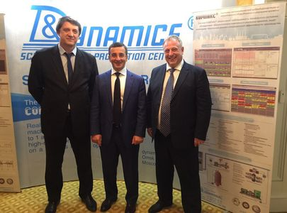 DYNAMICS SPC Took Part in On the Horizon: Oil Refining 2030 — the Digital Refinery Conference