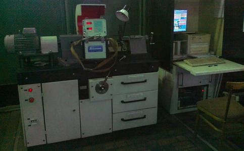 Система вибродиагностики подшипников качения