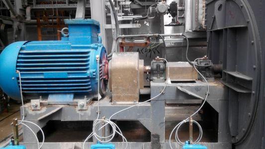 Вибродиагностика насосов и электродвигателей на НПЗ