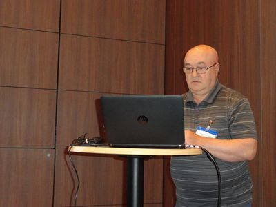 Участие НПЦ «Динамика» в конгрессе «First World Congress On Condition Monitoring»