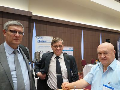 Участие НПЦ «Динамика» в конгрессе «First World Congress On Condition Monitoring»
