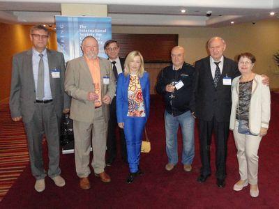 Участники конгресса «First World Congress On Condition Monitoring»