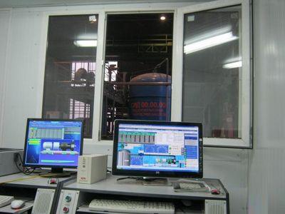 Система управления гидравлическими испытаниями и диагностики насосных агрегатов КОМПАКС-РПГ