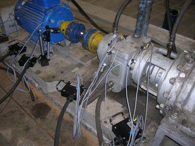 Гидроиспытания насосного агрегата с помощью системы КОМПАКС-РПГ