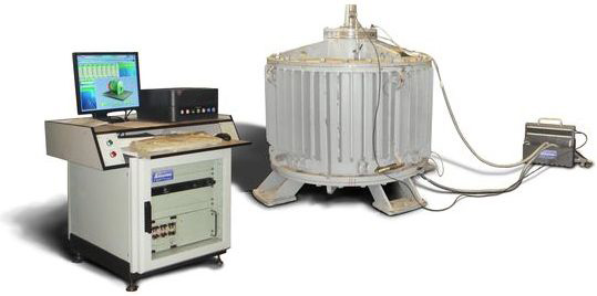 Диагностика электродвигателя по вибрации, температуре и току