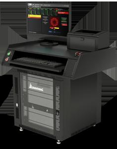 Диагностическая станция обеспечивает программное управление подшипниковыми стендами